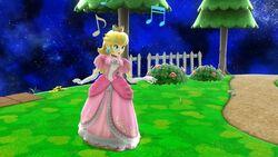 Burla 3 Peach (2) SSB4 Wii U