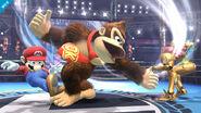 Peonza Kong SSB4 (Wii U)