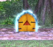 Puerta triangular (1) ESE SSBB