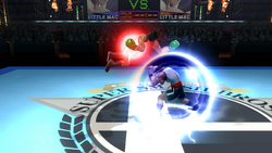 Rompeguardias (3) SSB4 (Wii U)