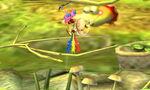 Salto de Pikmin alados SSB4 (3DS)