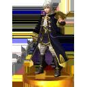 Trofeo de Daraen (chico) SSB4 (3DS)