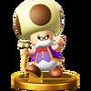 Trofeo de Maestro Kinopio SSB4 (Wii U)