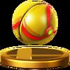 Trofeo de Morfosfera SSB4 (Wii U)