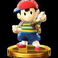 Trofeo de Ness SSB4 (Wii U)