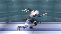 Agarre normal Sheik SSBB (1)