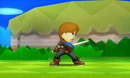 Espadachín Mii Contraataque SSB4 (3DS) (1)