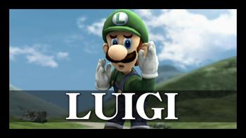 Luigi (ESE) SSBB