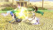 Palutena usando Contraataque SSB4 (3) (Wii U)