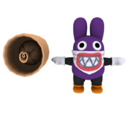 Pose T Caco Gazapo SSB4 (Wii U)
