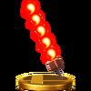 Trofeo de Barrera de fuego SSB4 (Wii U)
