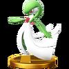 Trofeo de Gardevoir SSB4 (Wii U)