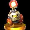 Trofeo de Rodomba SSB4 (3DS)