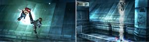 Ataque aereo delantero-Snake SSBB