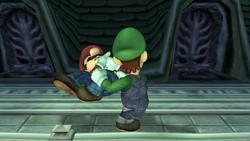 Lanzamiento delantero Luigi SSBB (1)
