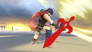 Pose de victoria de Ike (3-1) SSB4 (Wii U)