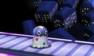 Spewpa en la Torre Prisma SSB (3DS)