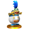 Trofeo Larry SSB4 (3DS)