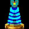 Trofeo de Jefe de Galaga SSB4 (Wii U)