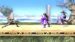 Cuchillas perforantes (2) SSB4 (Wii U)