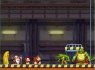 Kritter en Donkey Kong- Jungle Climber