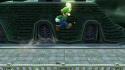 Pirosalto Puñetazo (2) SSB4 (Wii U)