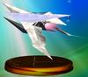 Trofeo Arwing SSBM