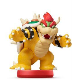 Amiibo de Bowser (serie Mario)