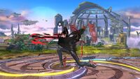 Ataque Normal Bayonetta (2) SSB Wii U