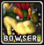 Bowser SSBM (Tier list)