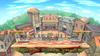 Ciudad Smash SSB4 (Wii U)