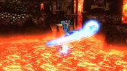 Patada ascendente (2) SSB4 (Wii U)