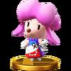 Trofeo de Marilín SSB4 (Wii U)