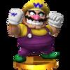 Trofeo de Wario (alt.) SSB4 (3DS)