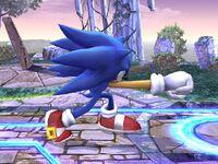 Ataque normal Sonic SSBB (2)