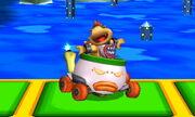 Burla inferior Bowser Jr. SSB4 (3DS)