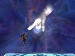 Master Hand Dedo (1) SSBB