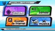 Opciones SSB4 (Wii U)