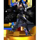 Trofeo de Bayonetta SSB4 (3DS)