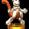 Trofeo de Mewtwo (alt.) SSB4 (3DS)