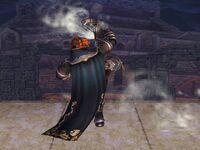 Ataque fuerte superior Ganondorf SSBB (1)