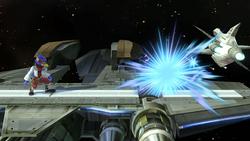 Blaster explosivo (2) SSB4 (Wii U)
