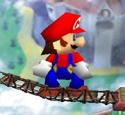 Burla Mario SSB