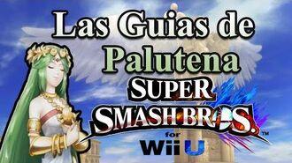 Smash Bros Wii U-Las Guia de Palutena Version NTSC