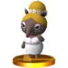Trofeo de Alakama SSB4 (3DS)