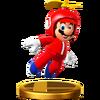 Trofeo de Mario aviador SSB4 (Wii U)
