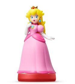 Amiibo de Peach (serie Mario)