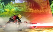 Ataque dorsal (3) SSB4 (3DS)