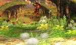 Ataque en caída SSB4 (3DS)