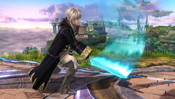 Ataque normal de Robin (2) SSB4 (Wii U)